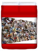 The Synergies Of Recycling Wastes And Intellects #511 Duvet Cover