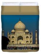 The Taj Duvet Cover