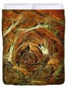 The Tangled Webs We Weave Duvet Cover