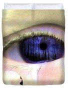 The Tear Duvet Cover