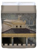 The Temple Of Solomon 1 Duvet Cover