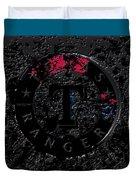 The Texas Rangers 1c Duvet Cover