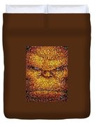 The Thing Mosaic Duvet Cover