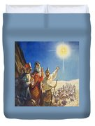 The Three Wise Men  Duvet Cover