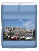 The Tide Is Out Duvet Cover