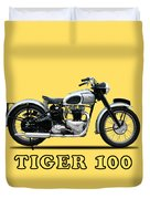 The Tiger 100 1949 Duvet Cover
