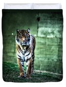 The Tigress Duvet Cover