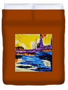 The Timeless Land - Number Five Duvet Cover