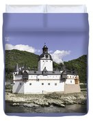 The Toll Castle Duvet Cover