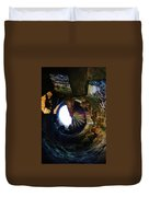 The Tower Stairs Duvet Cover