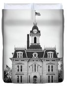 The Town Hall Duvet Cover