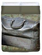 The Travellers Travel Bag Duvet Cover