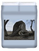The Tree Creature Duvet Cover