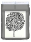 The Tree That Never Fails Duvet Cover
