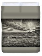The Trotternish Ridge No. 3 Duvet Cover