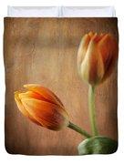 The Tulips Duvet Cover