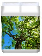 The Tuscan Tree Duvet Cover