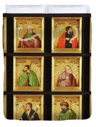 The Twelve Apostles Duvet Cover