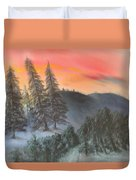 The Twisted Forest Duvet Cover