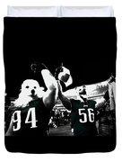 The Under Dogs Philadelphia Eagles Duvet Cover