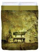 The Uninvited Duvet Cover