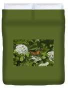 The Unnamed Butterfly Duvet Cover