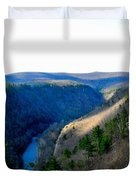 The Vast Pa Grand Canyon Duvet Cover