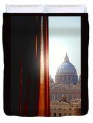 The Vatican Duvet Cover