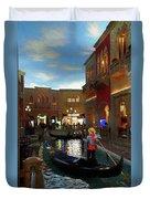 The Venetian Duvet Cover