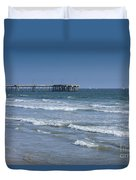 The Venice Pier 1 Duvet Cover
