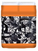 The Veritable Aspects Of Uli Arts #223 Duvet Cover