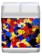The Veritable Aspects Of Uli Arts #330 Duvet Cover