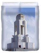 The Versailles Hotel Tower - Miami Beach Duvet Cover