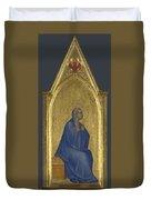 The Virgin   Left Pinnacle Panel Duvet Cover