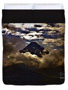 The Volcano Duvet Cover
