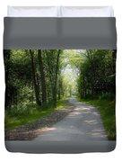 The Walk Duvet Cover