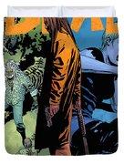 The Walking Dead - Now Or Never Duvet Cover