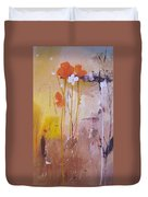 The Wallflowers Duvet Cover