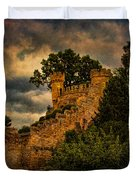 The Watchtowers Duvet Cover