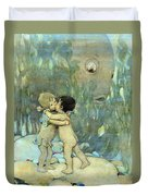 The Water-babies Duvet Cover