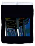 The Water Tower 2 Duvet Cover