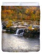 The Waterfalls Duvet Cover