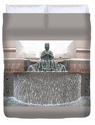 The Waterman Fountain Duvet Cover