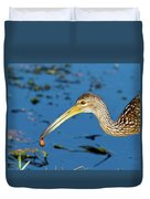 The Water's Edge Seafood Cafe Duvet Cover