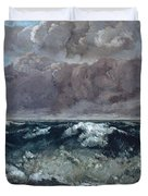 The Wave 1867  Duvet Cover