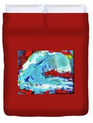 The Wave #2 Duvet Cover