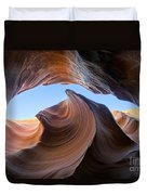 The Wave Of Antelope Canyon Duvet Cover