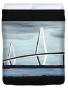 The Way To Charleston Duvet Cover