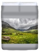 The Welsh Valley Duvet Cover