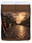 The Westerkerk Amsterdam Duvet Cover